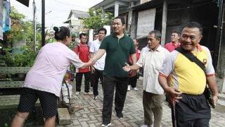 LIPUTAN6-Hendrar Prihadi Walikota Semarang mengunjungi Kampung Sentra Bandeng di Kelurahan Tambakrejo Kecamatan Gayamsaridoc.humas42