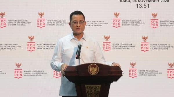 Mensos Juliari Batubara Pastikan Program BST Dilanjut