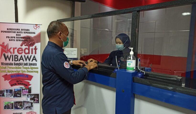 Kinerja BPR Bank Pasar Kota Semarang Tetap Tumbuh Positif di Masa Pandemi